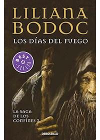 Papel Dias Del Fuego, Los (Saga Confines Iii)