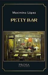 Libro Petty Bar