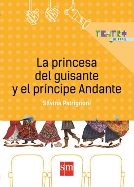 Papel La Princesa Del Guisante Y El Príncipe Andante