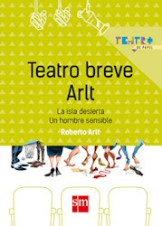 Libro Teatro Breve Arlt