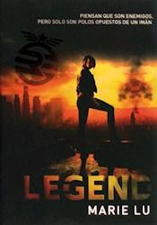 Libro Legend  ( Libro 1 De La Saga Legend )