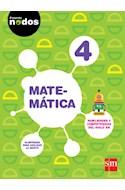 Papel MATEMATICA 4 S M (PROYECTO NODOS) (NOVEDAD 2016)
