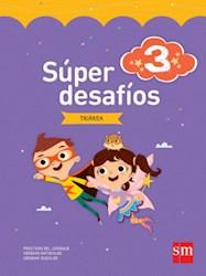 Libro Superdesafios 3
