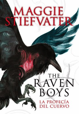 Papel The Raven Boys