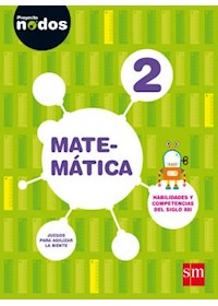 Papel Matematica 2. Primaria. Nodos