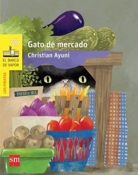 Papel Gato De  Mercado