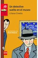 Papel UN DETECTIVE SUELTO EN EL MUSEO (BARCO DE VAPOR ROJO) (12 AÑOS)