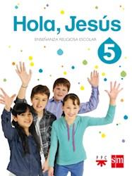 Papel Hola Jesus 5