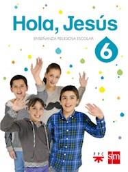 Papel Hola Jesus 6