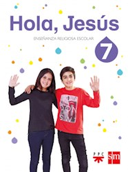 Papel Hola Jesus 7