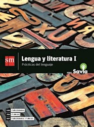 Libro Lengua Y Literatura I Savia