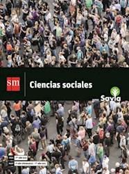Libro Ciencias Sociales  Savia