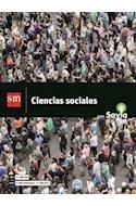 Papel CIENCIAS SOCIALES 1 S M SAVIA (NOVEDAD 2018)