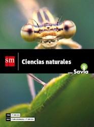 Libro Ciencias Naturales  Savia