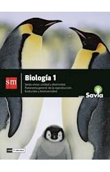Papel BIOLOGIA 1 S M SAVIA SERES VIVOS UNIDAD Y DIVERSIDAD PANORAMA GENERAL (NES) (2018)