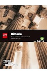 Papel HISTORIA S M SAVIA DE LOS COMIENZOS DE LA HUMANIDAD HASTA EL SIGLO XVI (NES) (2018)