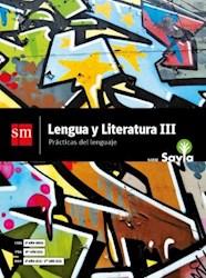 Libro Lengua Y Literatura Iii Savia