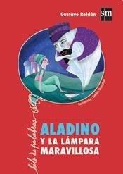 Libro Aladino Y La Lampara Maravillosa