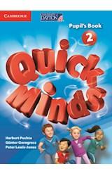 Papel Quick Minds 2 Pupil's Book