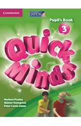 Papel Quick Minds 3 Pupil's Book