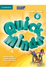 Papel Quick Minds 6 Pupil's Book