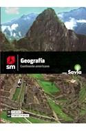 Papel GEOGRAFIA S M SAVIA CONTINENTE AMERICANO (NOVEDAD 2019)