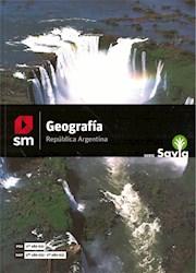 Libro Geografia 2  Republica Argentina Savia