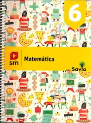 Libro Matematica 6  Savia