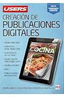 Papel CREACION DE PUBLICACIONES DIGITALES [INCLUYE VERSION DIGITAL GRATIS]