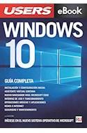Papel WINDOWS 10 GUIA COMPLETA (INCLUYE VERSION DIGITAL GRATIS) (RUSTICA)