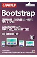 Papel BOOTSTRAP DESARROLLE SITIOS WEB RESPONSIVE FACIL Y RAPIDO [INCLUYE VERSION DIGITAL GRATIS] (RUSTICA)