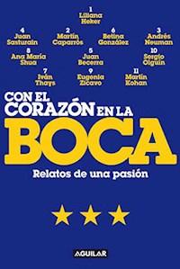 Libro Con El Corazon En La Boca