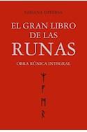 Papel GRAN LIBRO DE LAS RUNAS OBRA UNICA INTEGRAL (RUSTICA)