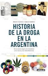 Papel HISTORIA DE LA DROGA EN ARGENTINA