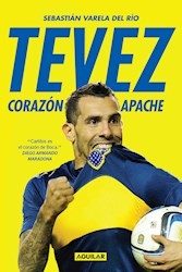 Papel Tevez Corazon Apache