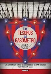 Libro Los Tesoros Del Gasometro