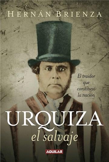 E-book Urquiza, El Salvaje