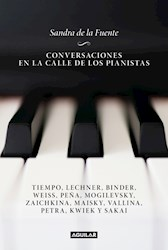 Libro Conversaciones En La Calle De Los Pianis