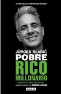 Papel JURGEN KLARIC POBRE RICO MILLONARIO (COLECCION AGUILAR)