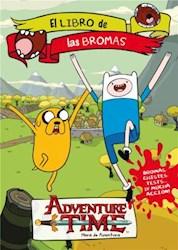 Libro Hora De Aventura. Libro De Bromas