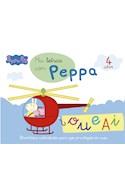 Papel PEPPA PIG MIS LETRAS CON PEPPA (4 AÑOS) (RUSTICO)