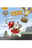 Papel PAW PATROL MISION CANINA (RUSTICO)