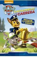 Papel PAW PATROL CACHORROS A LA CARRERA (INCLUYE PICTOGRAMAS Y JUEGOS) (RUSTICO)