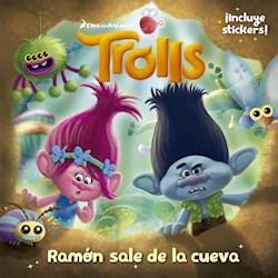 Libro Trolls : Ramon Sale De Su Cueva