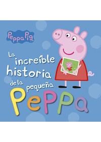 Papel Increible Historia De La Pequeña Peppa