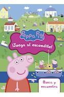 Papel PEPPA PIG JUEGA AL ESCONDITE (PEPPA PIG) (BUSCA Y ENCUENTRA) (RUSTICA)