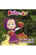 Papel MASHA Y EL OSO DIA DE LA MERMELADA (RUSTICA)