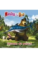 Papel VAMOS DE PESCA (MASHA Y EL OSO) (RUSTICA)