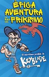 Libro Epica Aventura De Rap Del Frikism