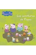 Papel PEPPA PIG LAS AVENTURAS DE PEPPA (PEPPA PIG) (RUSTICA)